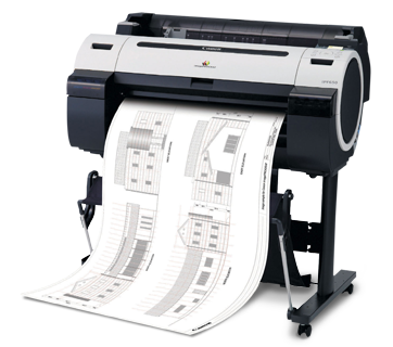 Canon Ipf680 685 A1 Plotter From Accredited Dealer