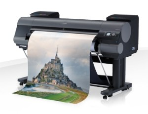 Canon IPF8400SE Poster Printer