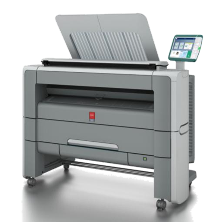 fast document scanning machine