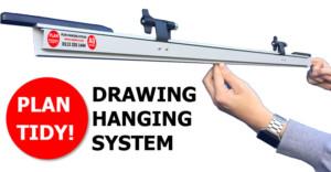 Plan Tidy Drawing Hangers