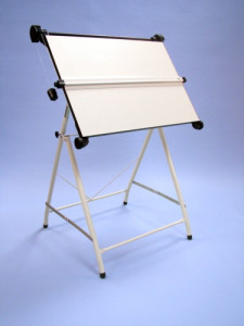 A0 Ackworth Drawing Board & Stand