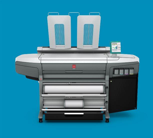 Oce Colorwave 300 All In One Printer Copuier Scanner
