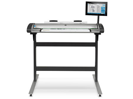 Hp Sd Pro 44 Quot Scanner