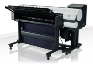 Canon IPF850 & Stacker *NEW*