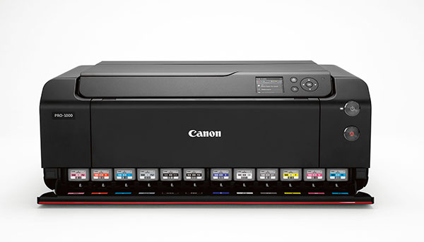 canon imageprograf pro 1000 new