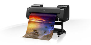 Canon iPF PRO-4000S 8 Colour Printer