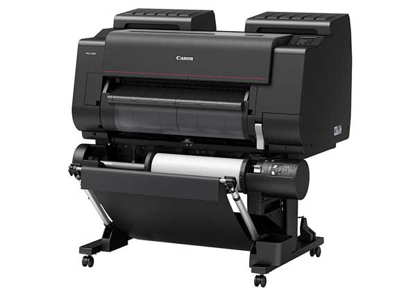 Canon Ipf Pro 2000 24 Quot Printer New
