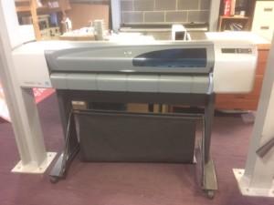 HP Designjet 500 Plus A0 Printer & Warranty