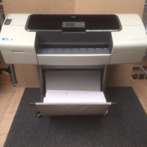 HP Designjet T1100PS 24